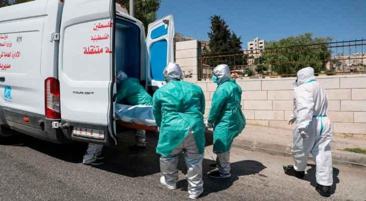13 أصابة جديدة بكورونا في الضفة الغربية