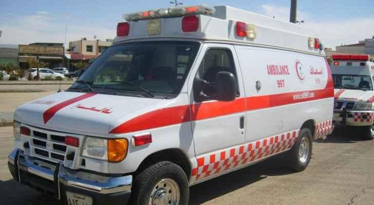 إصابة أردني بجروح خطرة إثر احتراق شاحنته في السعودية