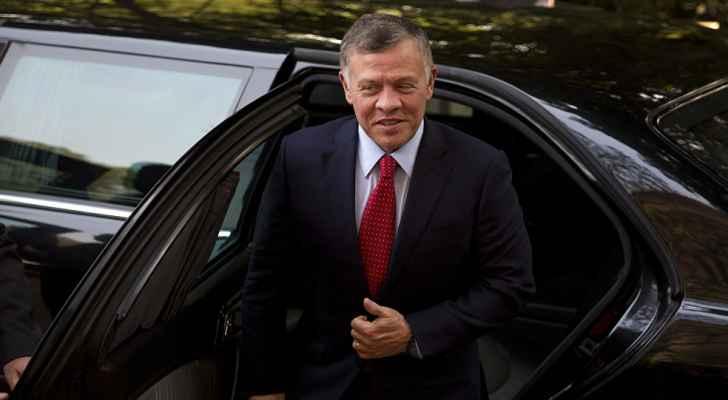 الملك يغادر أرض الوطن متوجها إلى القاهرة للمشاركة في قمة ثلاثية