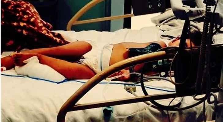 مستشفى الملك المؤسس لرؤيا: الطفلة ليلان تعاني من تأخر في النمو الحركي والعقلي - فيديو