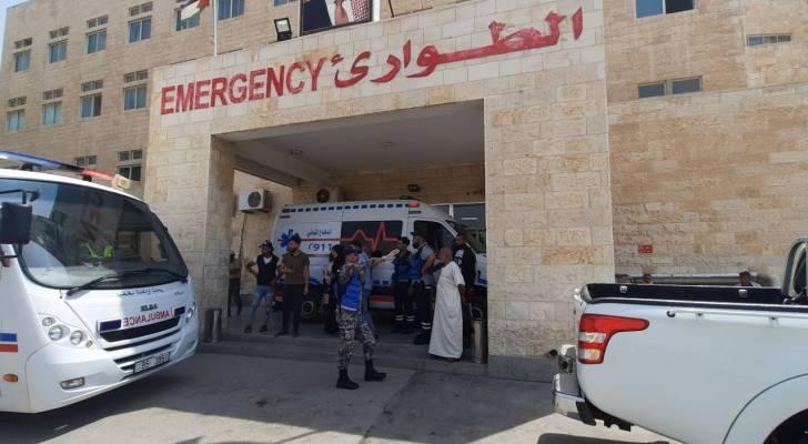 """وفاتان ومئات الإصابات بحادثة تسمم """"شاورما"""" في البقعة"""
