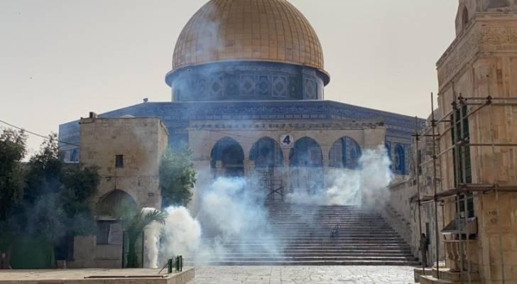 القدس تنتفض في 2021.. وعدوان على قطاع غزة