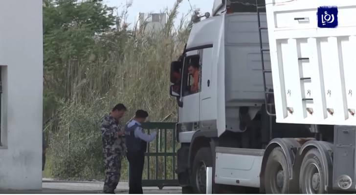 السلطات السعودية تلغي رسوماً فرضتها قبل أيام على الشاحنات الأردنية