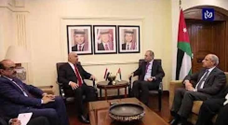 الأردن يستضيف اجتماعا يمنيا