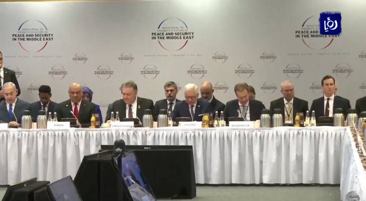 المجدلاني: مؤتمر وارسو يهدف إلى إلغاء مبادرة السلام العربية