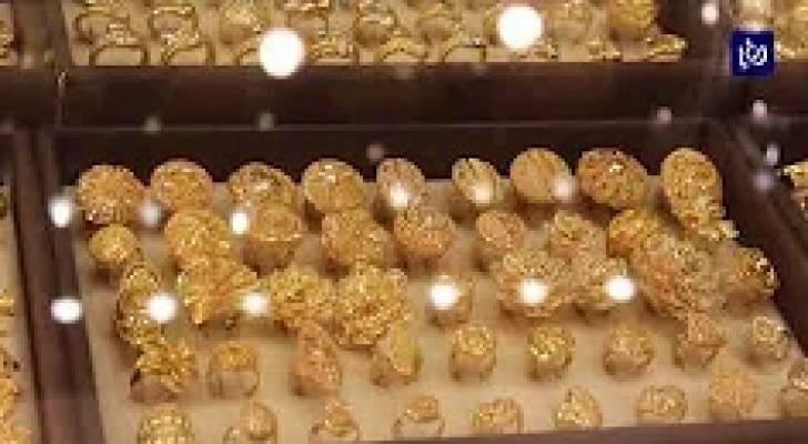 ارتفاع حجم الطلب على الذهب محليا تزامنا مع احتفالات عيد الأم