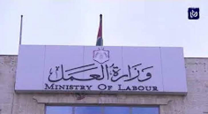 العمل تضبط 67 عاملا وافدا مخالفا في حملتين تفتيشيتين