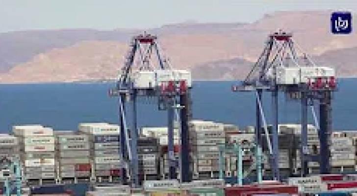 تراجع العجز في الميزان التجاري 5% بدعم من ارتفاع الصادرات في الثلث الأول