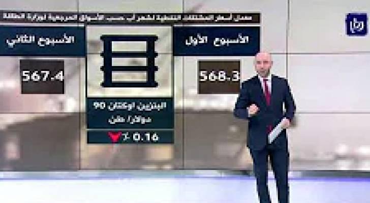 تعرف على معدل أسعار النفط خلال أول أسبوعين من شهر آب الحالي