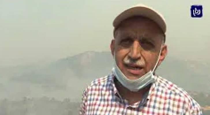 خسائر بشرية ومادية جراء عشرات الحرائق في لبنان وسوريا
