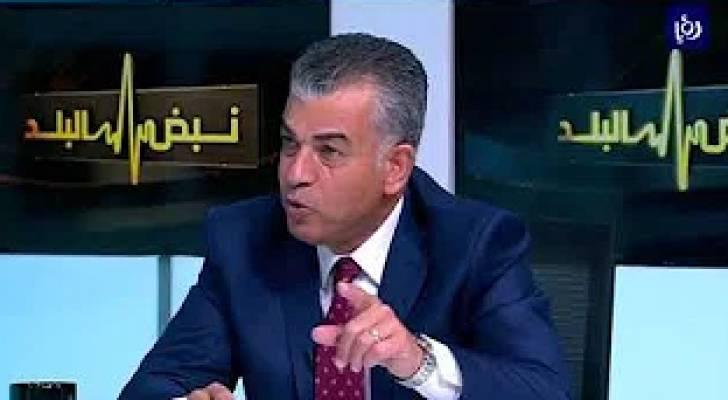 المصري: رغم الظروف الاقتصادية الصعبة الحكومة رفعت الرواتب - نبض البلد