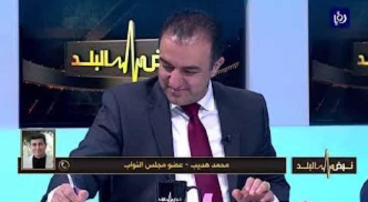 هديب: من يمول راصد ومن خولهم بمراقبة النواب - نبض البلد