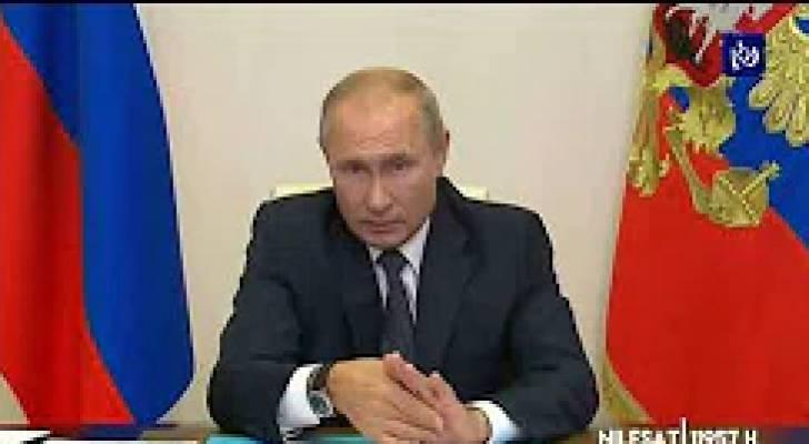 بوتين يعلن أن بلاده طورت أول لقاح لفيروس كورونا في العالم