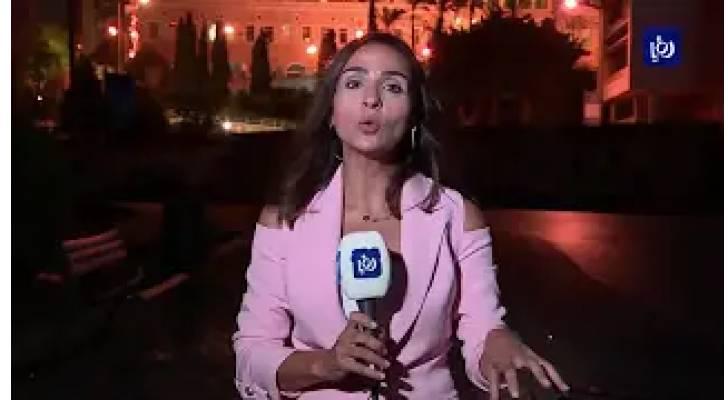 حراك دبلوماسي ومحادثات متواصلة في أعقاب انفجار بيروت